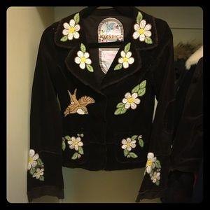 Joystick corduroy jacket